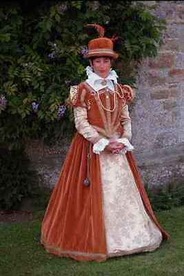 £8.99 • Buy 765009 Lady In Costume Of The English Tudor Period A4 Photo Print