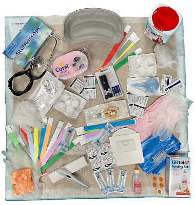 Petnap Original DEFINITIVE Whelping Kit Dog Welping Box Puppy ID Bands • 40.50£