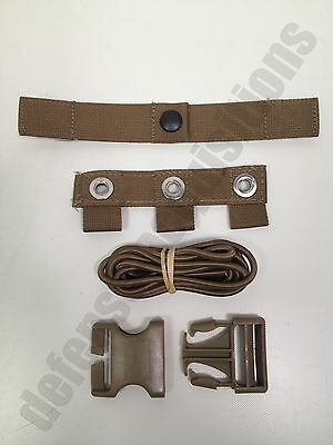 $4.59 • Buy Usmc Modular Tactical Vest Mtv Scalable Plate Carrier Repair Kit Coyote Sacc-rk