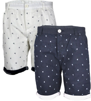 Mens Casual Soul Star BICYCLE Shorts Chinos Cotton Summer Knee Length Cotton  • 9.99£