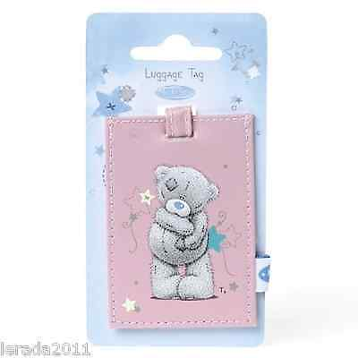 £2.99 • Buy Luggage Tag Pink Me To You Tatty Teddy Holiday Gift Travel  Suitcase Travel