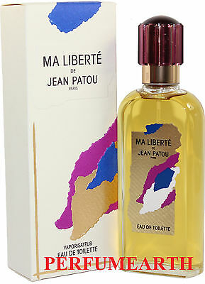 $69.99 • Buy Ma Liberte 1.6 / 1.7 Oz Edt Spray For Women By Jean Patou New In A Box