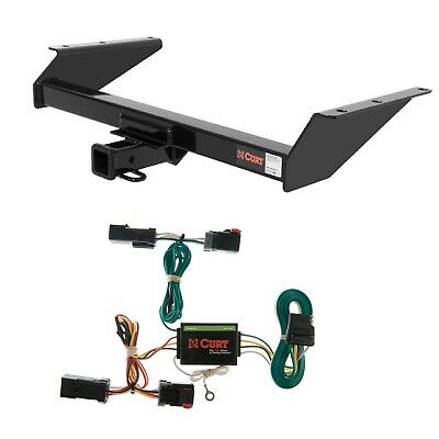 $195.99 • Buy Curt Class 3 Trailer Hitch & Wiring For 2002-2007 Jeep Liberty