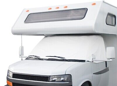 $73.44 • Buy RV Motorhome Windshield Cover Ford 2004-2015 Models - White   78634