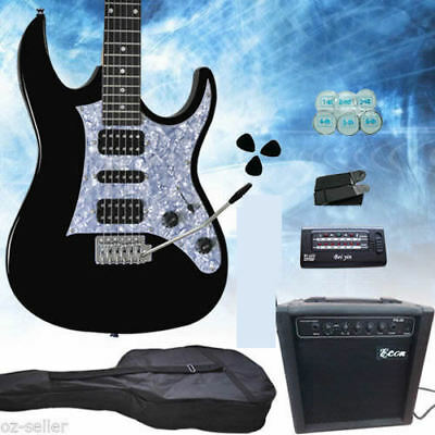 AU159 • Buy Electric Guitar With Amp Package Multiple Pickup High Quality New