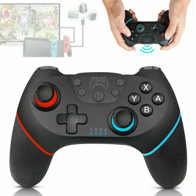 $16.98 • Buy Wireless Pro Controller Gamepad Joypad Remote For Nintendo Switch Console USA