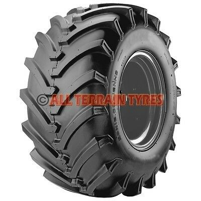 18x850-8 18x8.50-8 Cleated Chevron Tractive Garden Tractor Lawn Mower Turf Tyre • 69.50£