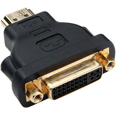 AU11.26 • Buy Pearstone DVI-D Female To HDMI Male Adapter