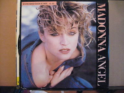 Madonna-Angel-(Extended Mix) Plus Free UK Post • 8£