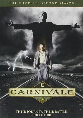 Carnivale TV Series ~ Complete 2nd Second Season 2 Two ~ BRAND NEW DVD SET • 21.47£