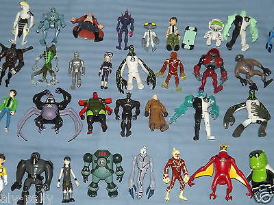 £9.99 • Buy Rare Ben Ten 10 Characters Action Figures Smaller 4  Toys Multi Listing