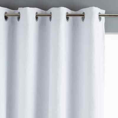 Eyelet Src  Ring Top Blackout Ready Made Curtain Linings Thermal Lining  • 31.99£