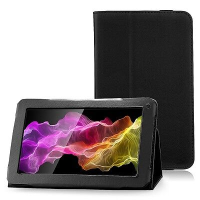 £4.99 • Buy PU Leather Case Cover For 9  Inch Irulu CNM Allwinner A13 A20 A23 Android Tablet