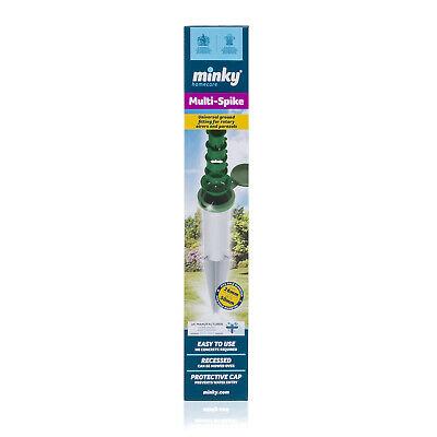 £12.99 • Buy Minky Multi Spike Outdoor Rotary Airer Accessory 26mm-50mm