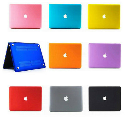 $11.99 • Buy Plastic Cover Shell Hard Case For MacBook Pro 13 15 Retina 12
