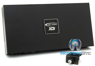 $ CDN698.09 • Buy ARC AUDIO XDi850.5 5-CHANNEL 850W RMS COMPONENT SPEAKERS SUBWOOFER CAR AMPLIFIER