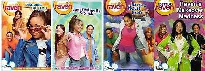 That's So Raven Disney TV Series Complete Vol 1-4 Collection NEW DVD BUNDLE SET • 33.61£