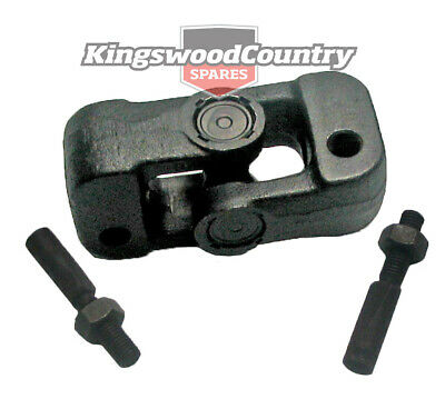 AU159.90 • Buy Holden Torana Uni Joint +Cotter Pins Steering Column LH LX UC. Shaft Knuckle Uni