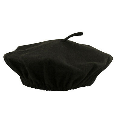 £1.45 • Buy Fancy Dress  Beret French Black - Buy 5 Items Get Postage Free