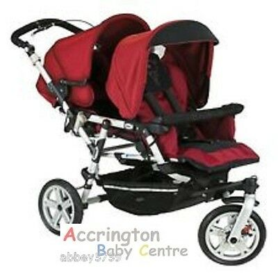 £19.89 • Buy RAINCOVER To Fit JANE POWER TWIN DOUBLE PUSHCHAIR Replacement / FAST DELIVERY