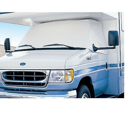 $65.42 • Buy Adco 2403 White Vinyl Magnetic Windshield And Window Cover For 72-96 Chevy RVs