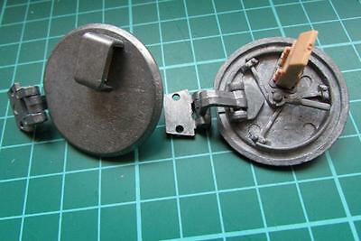 Taigen Metal Hatches For 1/16 Scale Heng Long Tiger 1 Tank Inc Metal Periscopes • 8.99£