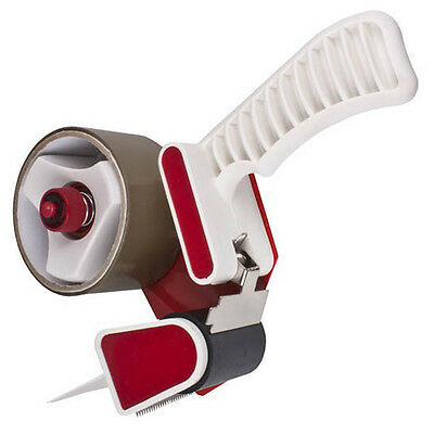 £4.47 • Buy A HEAVY DUTY Adjustable PACKAGING TAPE DISPENSER GUN FOR TAPES UP TO 50mm (2 )