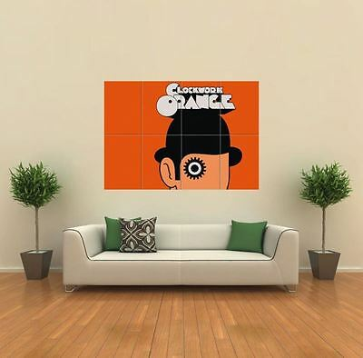A Clockwork Orange New Giant Large Art Print Poster Picture Wall J258 • 12.99£