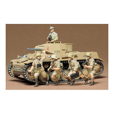 TAMIYA 35009 German Panzerkampfwagen II 1:35 Military Model Kit • 10.95£