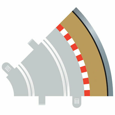 £9.42 • Buy SCALEXTRIC C8240 4x Radius 1 Outer Borders & Barriers