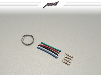 £17 • Buy CARDAS GOLD CARTRIDGE CLIPS, QUAD SOLDER, HS KIT For Tonearms