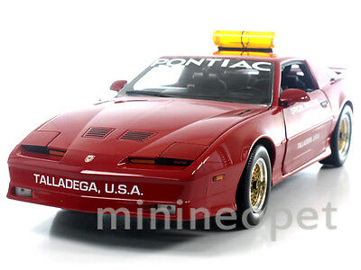 $29.90 • Buy Greenlight 12859 1987 Pontiac Firebird Trans Am Gta Talladega 500 Pace Car 1/18