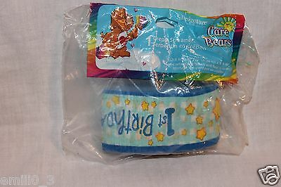 New   Care Bears 1st Birthday Boy Streamer  Party Supplies   • 2.24£