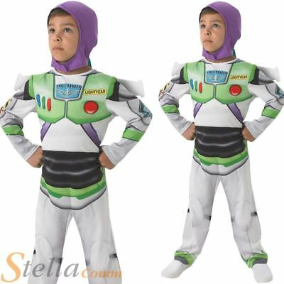 £17.98 • Buy Buzz Lightyear Costume Boys Official Disney Toy Story Fancy Dress Child Outfit