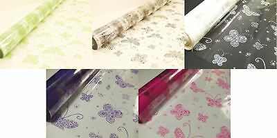 Butterfly Medium Florist Film Roll Gift Wrapping • 4.40£