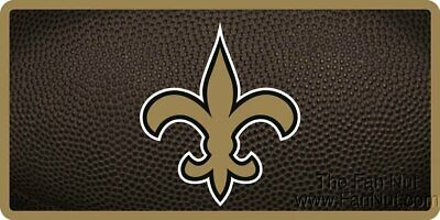 37aaa760 new orleans saints license plate