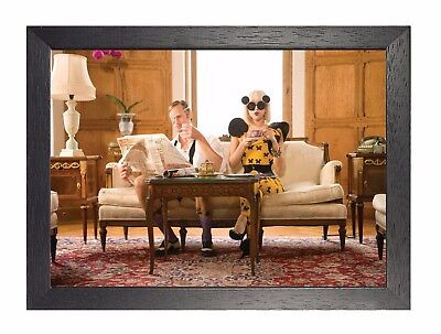 Lady Gaga 20 Pop Singer Icon Poster Germanotta Sexy Actress Music Star Picture • 5.99£
