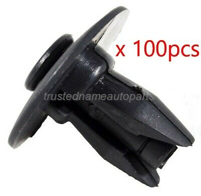 $11.99 • Buy 100pcs Bumper Cover Lower Retainer Clips For Buick Chevy GMC Oldsmobile Pontiac