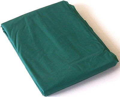 AU28.90 • Buy GREEN PVC Pool Snooker Billiard Table Cover For 7' Ft Foot Pub Size Pool Table