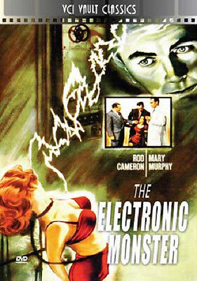 £21.64 • Buy Electronic Monster DVD (1958) - Rod Cameron, Mary Murphy, Montgomery Tully