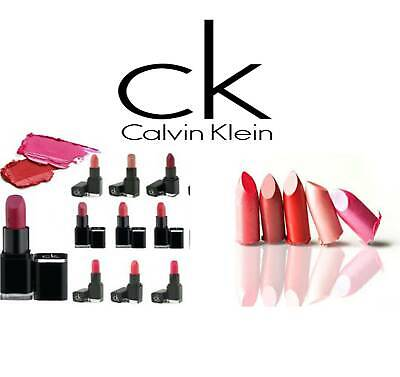 £4.99 • Buy Calvin Klein Delicious Creme Full Size Lipstick **choose Shade** Brand New