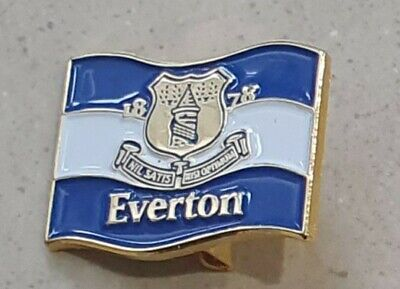 Everton FC Official Flag Pin Badge - Great Gift Idea • 3.50£