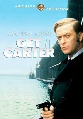 Get Carter DVD (1971) - Michael Caine, Mike Hodges • 21.58£