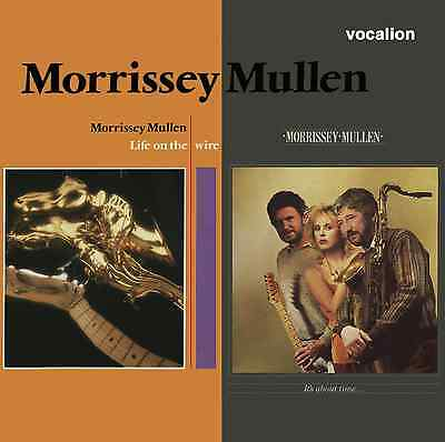 Morrissey Mullen - Life On The Wire & It's About Time... - 2CDSML8517 • 21.99£