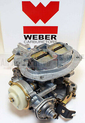 $ CDN380.55 • Buy Weber 32/36 DFEV Carburetor New Electric Choke Weber - Genuine European 22680070