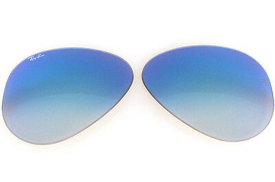 bd7c34a1ef5 Lenti Ricambio Ray Ban 3026 62 4o Aviator Blue Mirror Gradient Replacement  • 44.00€