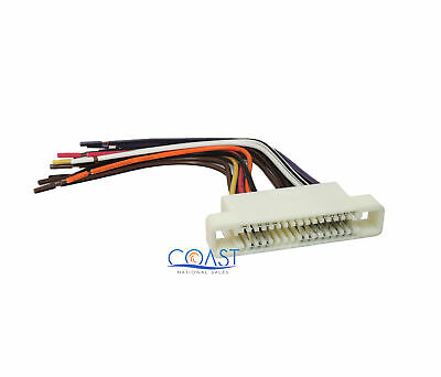 $7.99 • Buy Car Radio Stereo Wiring Harness For 2000-2005 Buick LeSabre Pontiac Bonneville