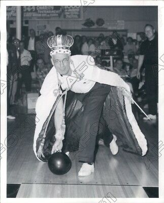 $ CDN13.20 • Buy 1966 Bowler Barney Goodwin Mr Denver Bowling Assoc  Press Photo