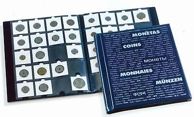 £19.99 • Buy Lighthouse A4 Sized Coin Album For 200 Card Coin Holders 10 Pages Of 20 Pockets