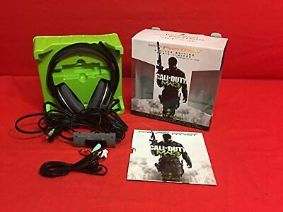 £13.02 • Buy Turtle Beach Call Of Duty: MW3 Ear Force Foxtrot Limited Edition Gaming Mint 6Z